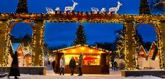 Here are some of the best Christmas fairs in Norway