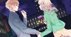 diabolik lovers lunatic parade | Shuu & Yui | DIABOLIK LOVERS LUNATIC PARADE #otomegame | Game CG's ...