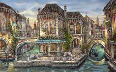 Robert Finale Paintings   Robert Finale ~ Romantic impressionist painter