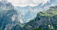 The hike starts in the town of Kandersteg and ends in the town of Adelboden. If you want to make it an out-and-back, you can hike from Kandersteg to Bunderchrinde Pass then back down.