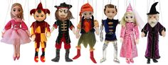 princess fairy marionettes - Google Search