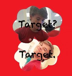 Maybe alex from target will be our always.