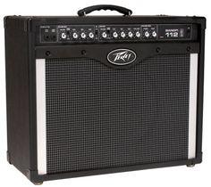 "Peavey Bandit 112 Guitar Combo Amplifier with TransTube (80 Watts, 1x12""),"