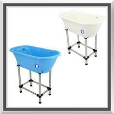 Plastic mini dog cat pet bathing bath tub is designed for self serve dog wash users. The pet dog tub is easily accessible and simple to use. The dog washing tub is made of UV protected plastic, both durable and long-lasting. It is good for dog wash. Dog Tub, Cat Wash, Make Dog Food, Portable House, Mini Dogs, Pet Grooming, Grooming Salon, Pet Supplies, Pet Dogs