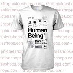 About human being 100 organic tshirt from www.graphicteeshops.comThis shirt is Made To Order, we print the shirt one by one so we can control the quality.We use DTG Technology to print A skeletal on to T-Shirt.Color variant is black,gray,white.Pre-Shrunk 100% cotton.fully machine washable.Item Descriptions– Pre-Shrunk 100% cotton.– FULLY MACHINE WASHABLE.– Made To Order.– We use DTG Technology to print onto T-Shirt.– We only use high quality and durable shirts. As long as the proper washing…