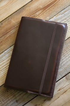 Inkleaf Leather Large Moleskine Cover