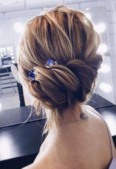 30 Amazing Updo Wedding Hairstyles for 2018