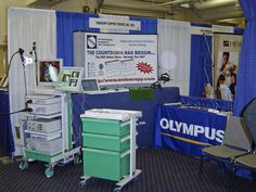 2006 American College of Veterinary Surgeons (ACVS) conference - ESS Booth.