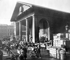 St Paul's Church, Covent Garden.      London By George Reid, c.1920-1933