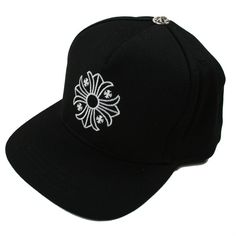 Chrome Hearts Black Denim Plus Baseball Cap 7473ba9d440f