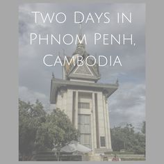 Phnom Penh is underrated. Backpackers don't always enjoy visiting the Cambodian capital, but there are plenty of things to do in Phnom Penh.