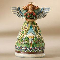 jim shore angel - Google Search