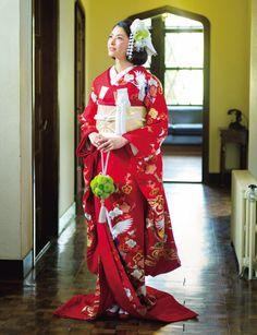和装 横浜ウエディングドレス プリンセスガーデン