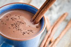 Amateur Cook Professional Eater - Greek recipes cooked again and again: Easy warm chocolate drink