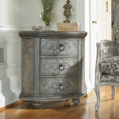 Hooker Furniture Seven Seas French Chest
