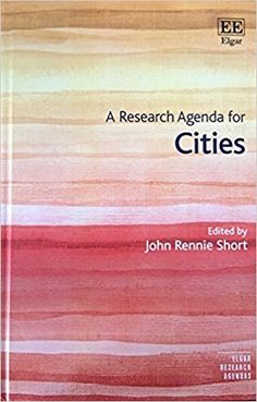 A Research Agenda for Cities (EBOOK) http://dx.doi.org/10.4337/9781785363429