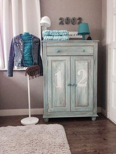 Various colors! Annie Sloan, Kitchen Ideas, Room Decor, Storage, Colors, Furniture, Home, Purse Storage, Larger