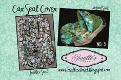 pattern for baby car seat cover   Make your own Infant and Toddler Car Seat Cover by cosettescloset