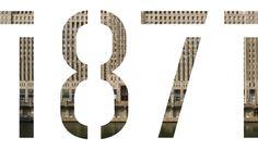 1871 :: Chicago start-up office space Branding Design, Logo Design, Chicago Fire, Making Mistakes, Change The World, New Technology, Visual Identity, Artsy Fartsy, Entrepreneurship