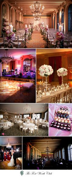 Luxe Location: The Fort Worth Club | Brides of North Texas