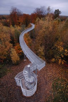 Viewing Platform | Bonsecours, Belgium | Architects Arcadus Péruwelz, Stéphane Meyrant | photo by Serge Brison