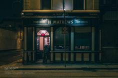 Smoking by HatCatPhotography