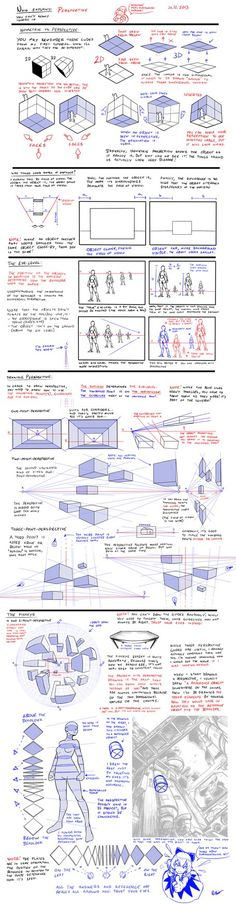 Nsio explains: Perspective by Nsio on deviantART