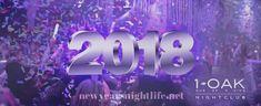 1 OAK LA | NYE Party: DJ E5quire + 5hr Open Bar. Ring in 2018 with LA nightlife royalty on Dec. 31st at celebrity hot spot, 1 OAK LA.