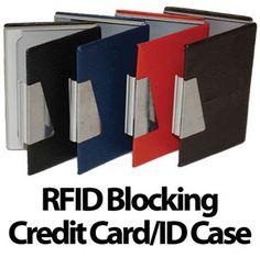 RFID Card Holder RFID14615-18