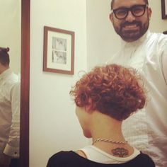 Hair Cutting on Mod Salons Roma. www.modsalons.it