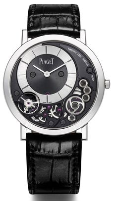 Piaget Altiplano 38mm 900P Is Newest World's Thinnest Mechanical Watch At 3.65mm