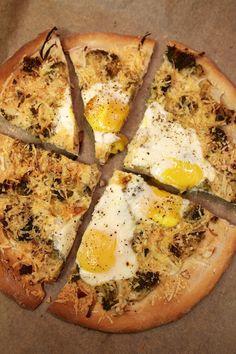 Pizza, jossa on munaa - Isyyspakkaus   Lily.fi