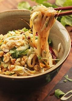 An incredible noodle recipe that makes KILLER work week leftovers