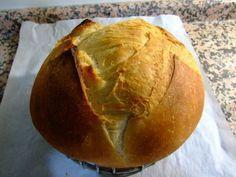 Kıtır Kabuklu Ekşi Mayalı Köy Ekmeği