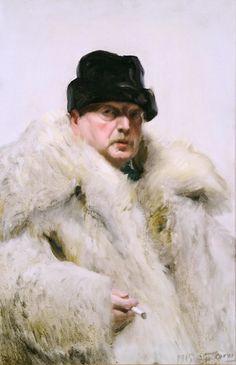 Андерс Цорн (1860-1920)