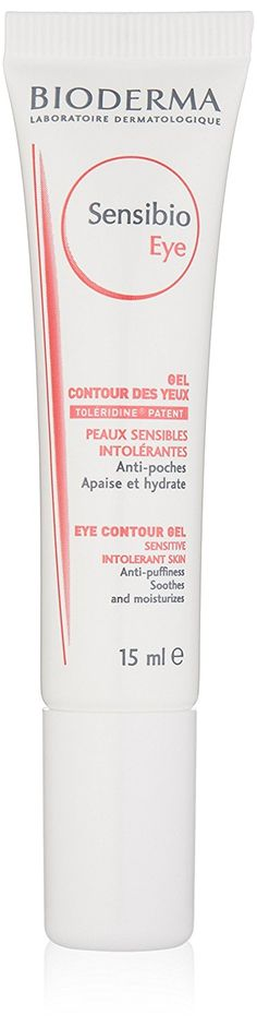 Bioderma Sensibio Gel Eye Contour, 15 ml ** This is an Amazon Affiliate link. Continue to the product at the image link.