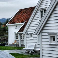 #Underøy #Lindesnes #Norway #Houses - @69kjetil- #webstagram