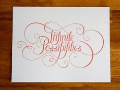 With lots of detailed swirling bits a font can be its own decorative frame.