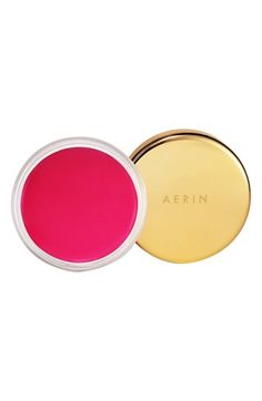 Free shipping and returns on Estée Lauder AERIN Beauty Rose Lip Balm at Nordstrom.com. AERIN Beauty Rose Lip Balm drenches your lips in nourishing moisture, blurring fine and dry lines to help visibly repair lips. Viamerine®, an organic derivative of sunflower, helps lips look and feel smooth and youthful. The barely there pink shade adds a kiss of color and soothes with the delicate, calming scent of AERIN's signature floral infusion.<br><br>0.31 oz.