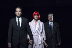 """Just because David Lynch is finally ready to talk to the public about the """"Twin Peaks"""" finale doesn't mean he's giving us anything close to answers."""