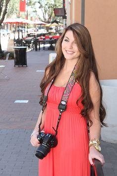Make a statement with a mod. camera strap! #modstraps.com