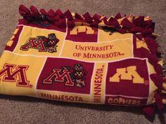 Image result for gopher blankets