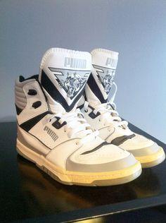 vintage puma basketball shoes - Grandt