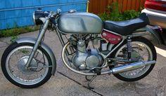 vintage bike of the day: 1960 parilla 250
