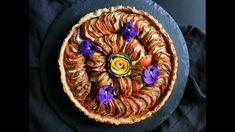 Rainbow Ratatouille Tart   Whole Food Plant Based - YouTube