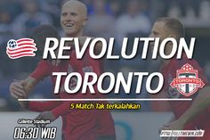 Prediksi Bola New England Revolution Vs Toronto FC 8 Oktober 2020 Toronto Fc, Gillette Stadium, Bournemouth, Real Madrid, Montreal, New England, Revolution, Baseball Cards, America