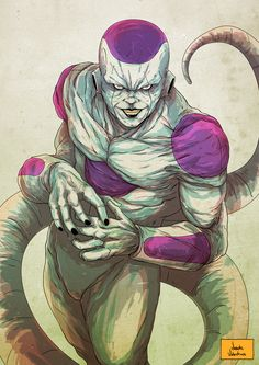Freeza - Dragon Ball Z