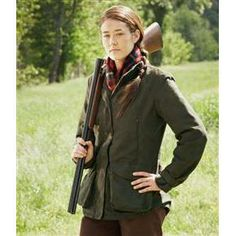 Women's Forest Hunting Jacket