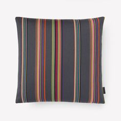 Maharam - Stripes Pillow by Paul Smith