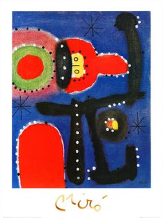 Joan Miro Posters by AllPosters.co.uk